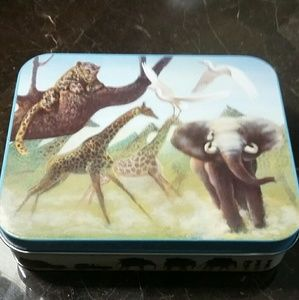 John Weitz Accessories - John Weitz Safari Collection Ostrich Wallet